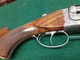"""CHAPUIS ELAN CLASSIC Side x Side with .470 NITRO EXPRESS AND A STUNNING STOCK NO GAME WILL STAND IN IT""""S WAY - 14 of 14"""