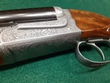 """CHAPUIS ELAN CLASSIC Side x Side with .470 NITRO EXPRESS AND A STUNNING STOCK NO GAME WILL STAND IN IT""""S WAY - 6 of 14"""