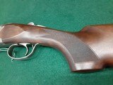Beretta 693 20ga 26in the go to gun for a bird hunt beautiful and light with a nice deep rich stock - 4 of 12