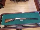 Beretta 687 Silver Pigeon III 12ga 30in beautiful stock rich color - 3 of 15