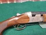 Beretta 687 Silver Pigeon III 12ga 30in beautiful stock rich color - 9 of 15