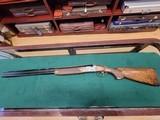 Beretta 687 Silver Pigeon III 12ga 30in beautiful stock rich color - 2 of 15