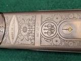 Beretta 687 Silver Pigeon III 12ga 30in beautiful stock rich color - 13 of 15