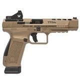 """Century HG3774DVN TP9SFx Canik with Viper Red Dot 9mm Luger Double 5.2"""" 20+1 ***FREE 10 MTH LAYAWAY***"""