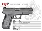 """Springfield Armory XD(M) Full Size 10mm 4.5"""" 15+1 Black ***FREE LAYAWAY***"""