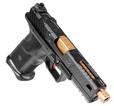 """ZEV OZ9 Standard 9mm Luger Double 4.49"""" TB 17+1 Black Polymer Grip Steel Frame Black Slide Bronze Barrel *FREE LAYAWAY*"""