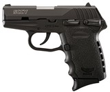 "SCCY Industries CPX1CB CPX-1 Carbon 9mm Luger Double 3.1"" 10+1 Black Polymer Grip/Frame **FREE LAYAWAY** - 2 of 2"