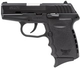 SCCY Industries CPX2CB CPX-2 Carbon 9mm Luger Black Polymer Grip/Frame Stainless Steel Slide *FREE LAYAWAY* - 2 of 2