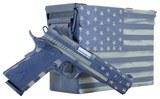 "Citadel 1911-A1 Flag Edition .45 ACP 7rd Magazine 5"" Barrel Bazooka Green Cerakote with matching Ammo Can *FREE LAYAWAY*"