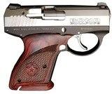 """Bond Arms BABP BullPup9 9mm 3.35"""" 7+1 Rosewood Grip Stainless Steel Slide **FREE LAYAWAY**"""