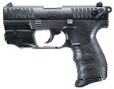 """Walther Arms P22 Q 22 LR 3.42"""" 10+1 Black Black Interchangeable Backstrap Grip with Laser ***FREE 10 MONTH LAYAWAY*** - 2 of 2"""