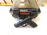 "Ruger 3810 Security-9 9mm Luger DAO 4"" 15+1(WITH PELICAN VAULTE CASE) *FREE LAYAWAY*"