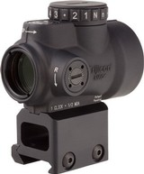 Trijicon, MRO Red Dot, 1X25mm, 2.0MOA Dot, with AC32069 Lower 1/3 Co-Witness Mount, Matte Finish**10 MONTH FREE LAYAWAY** - 2 of 4