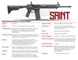 Springfield Armory ST916556BM Saint 5.56x45mm NATO**10 MONTH FREE LAYAWAY** - 2 of 4
