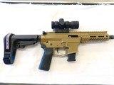 "Angstadt Arms AAUDP09BF6 UDP-9 9mm Luger 6"" 17+1 *FREE LAYAWAY*"