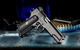 """Wilson Combat American Combat Pistol (ACP) 5"""" 45ACP BLK *FREE LAYAWAY* - 2 of 10"""