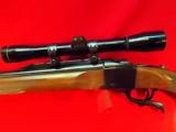 RUGER No.1B SINGLE SHOT RIFLE .300 mag, with Leupold Scope M8-4X - 7 of 12