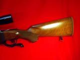 RUGER No.1B SINGLE SHOT RIFLE .300 mag, with Leupold Scope M8-4X - 6 of 12