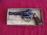 """S&W 34-1 Kit Gun .22LR4"""" ANIB"""