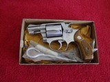 """Smith & Wesson 60.38 Special Stainless Revolver 2"""" ANIB"""