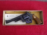 "Smith & Wesson 28-2 Highway Patrolman .357 Magnum 6"" Revolver ANIB"