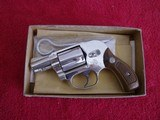Smith & Wesson 38 BodyGuard Airweight .38 Special ANIB