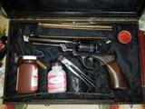 starr arms 1844 44 cal. black powder pistol
