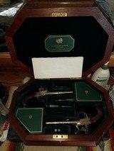 hamilton collection thomas jefferson duelling pistols replicas