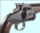 """Smith & Wesson Model 3 American 1st. Model """"Oil Hole""""Variation - 3 of 10"""