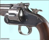 """Smith & Wesson Model 3 American 1st. Model """"Oil Hole""""Variation - 4 of 10"""