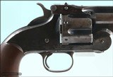 """Smith & Wesson Model 3 American 1st. Model """"Oil Hole""""Variation - 10 of 10"""