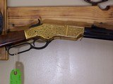 New Original Henry Deluxe Engraved, 1st Edition, in 44-40 WCF - 6 of 15