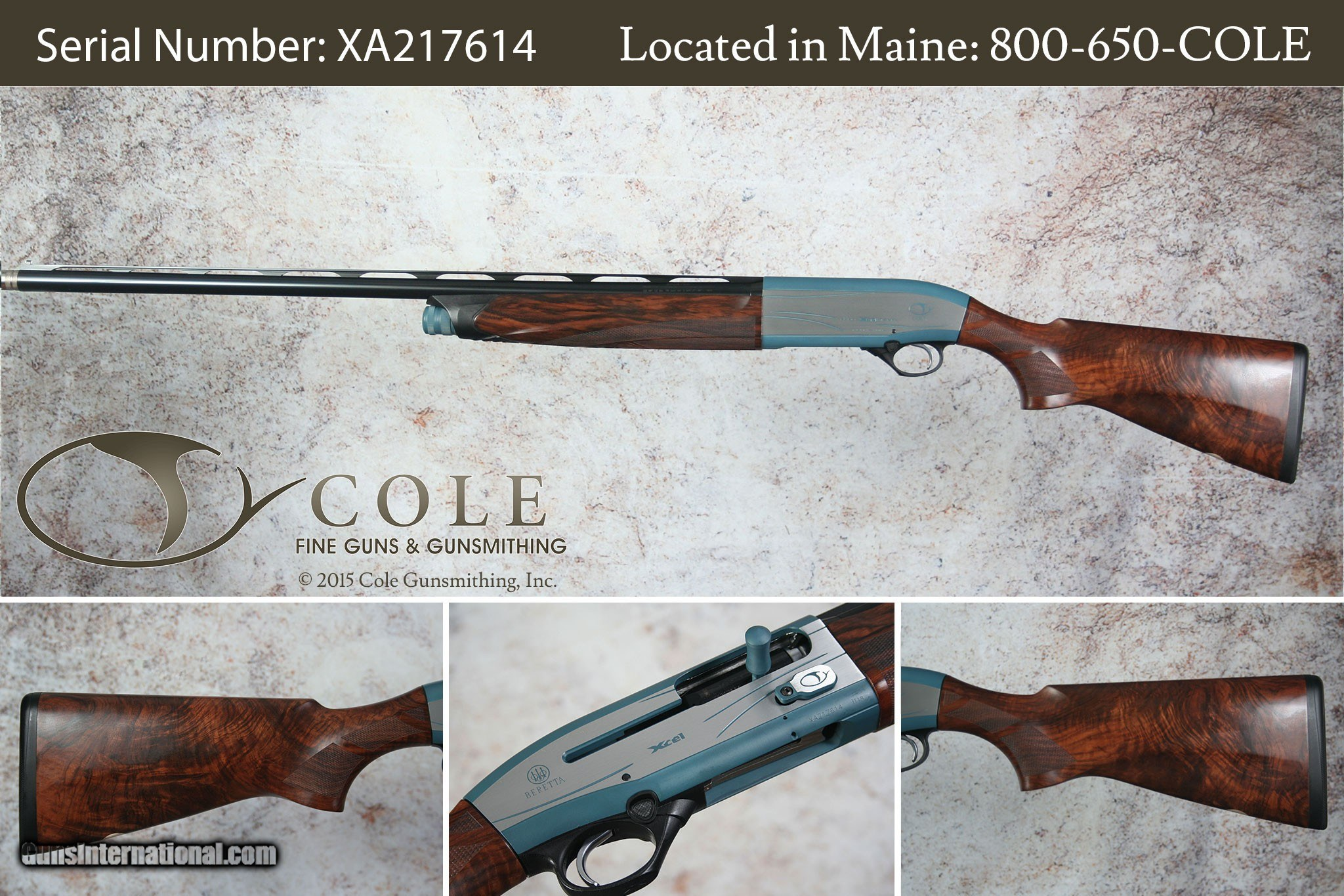Beretta A400 Cole Xcel Pro