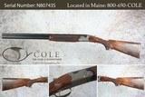 "Beretta 695 12ga 28"" Field Shotgun"