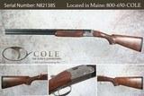 "Beretta 693 12ga 28"" Field Shotgun"