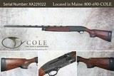 "Beretta A400 Xcel ""COLE PRO"" 12ga 32"" Sporting Shotgun with Kick Off System"