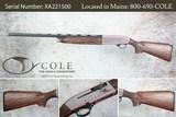 """Beretta A400 Xcel Vittoria """"COLE PRO"""" 12g 28"""" Sporting Shotgun"""