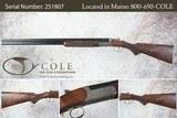 "Zoli Cole Custom Pernice Field 20g 29.5"""
