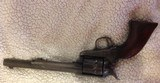 Colt Single Action army 45 cal. With Colt letter, Cowboy look - 11 of 15