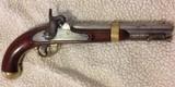 Model 1842 percussion pistol H. Aston 54 cal. 100% Original - 6 of 15