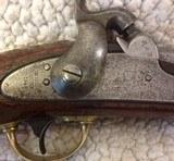 Model 1842 percussion pistol H. Aston 54 cal. 100% Original - 1 of 15