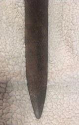 Confederate foot artillery sword, E.J. Johnston Macon GA. ( Authentic ) - 12 of 14
