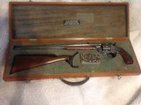 S&W Revolving Rifle model 320 with shoulder stock