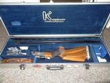 Krieghoff K-80 Trap Special