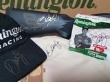 "Remington Model 870 Express 12 GA, ""AUTOGRAPHED"" Dale Earnhardt Jr. Shotgun - 9 of 11"