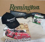 "Remington Model 870 Express 12 GA, ""AUTOGRAPHED"" Dale Earnhardt Jr. Shotgun - 8 of 11"