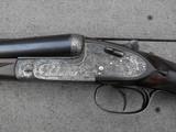 AYA Aguirre y Aranzabal Model XXV 12 Gauge True Sidelock Shotgun, A Real Beauty!