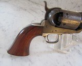 1851 Navy Colt Revolver, Confederate Serial Number Shipping Range - 9 of 19