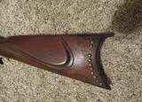J. Henry & Son 36 Cal Indian Trade or Treaty Rifle - 10 of 20