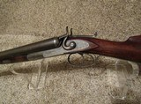 Remington 1874 Whitmore ( SN # 19) 12 Ga. Shotgun, Early Engraved Barrel Address - 8 of 20